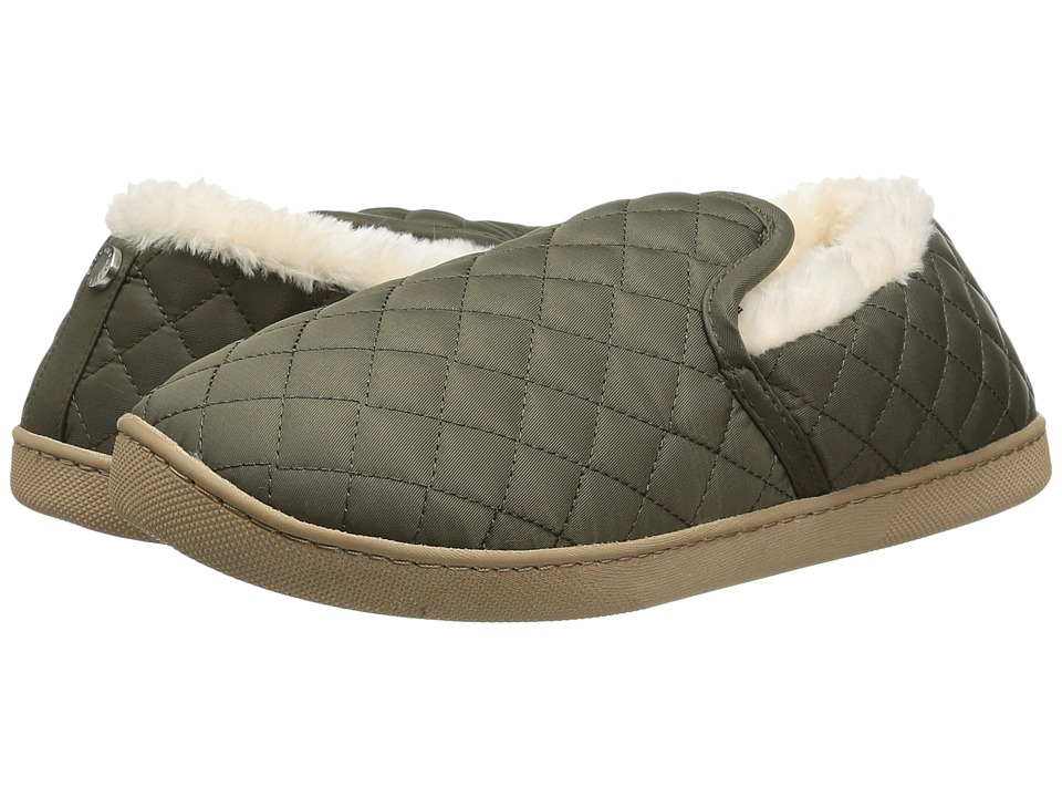Steve Madden - Twilight (Green) Women's Slippers