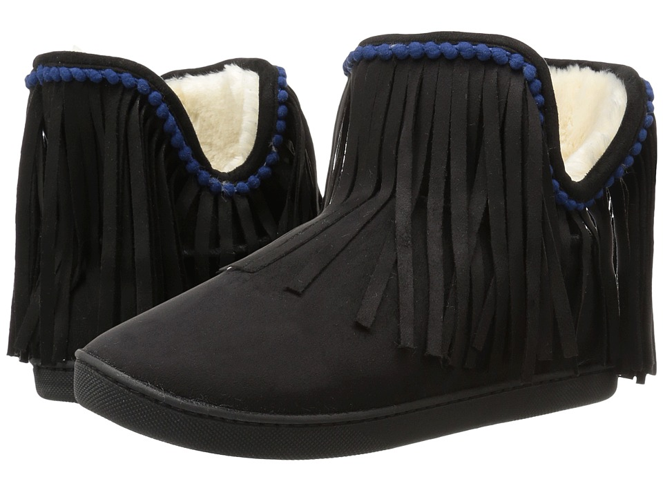 Steve Madden - Slumber (Black) Women's Slippers