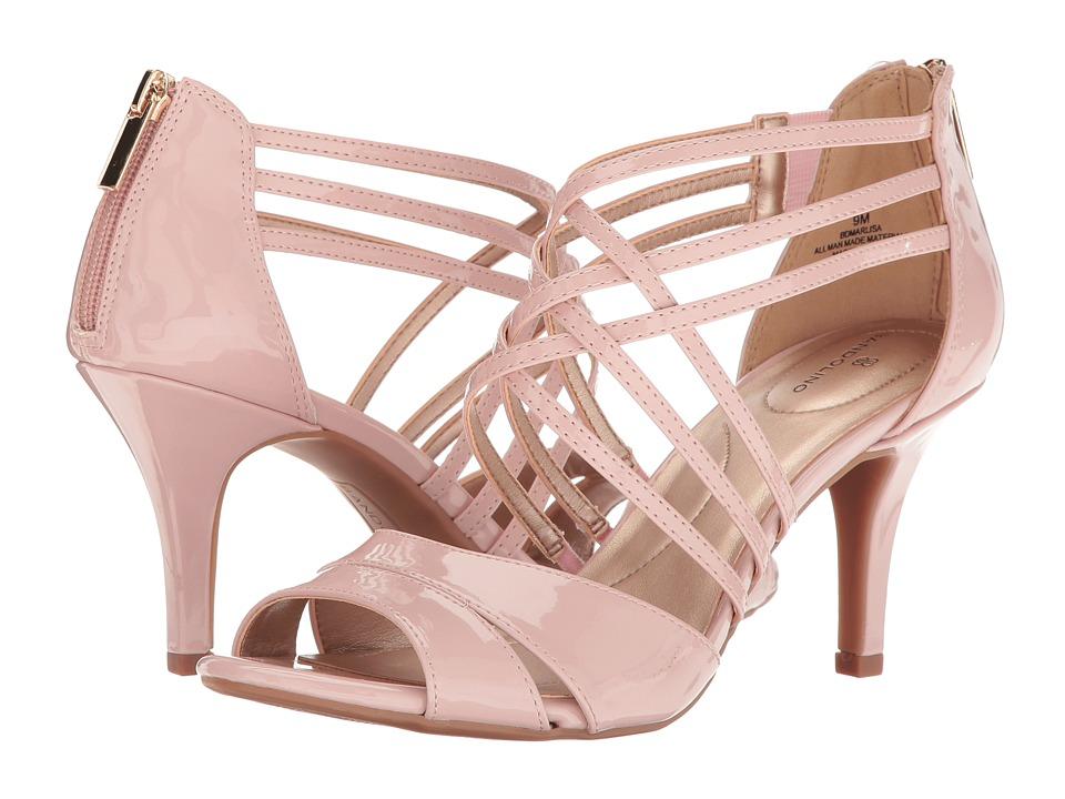 Bandolino Marlisa (Dusty Pink Super Soft Patent Synthetic) Women