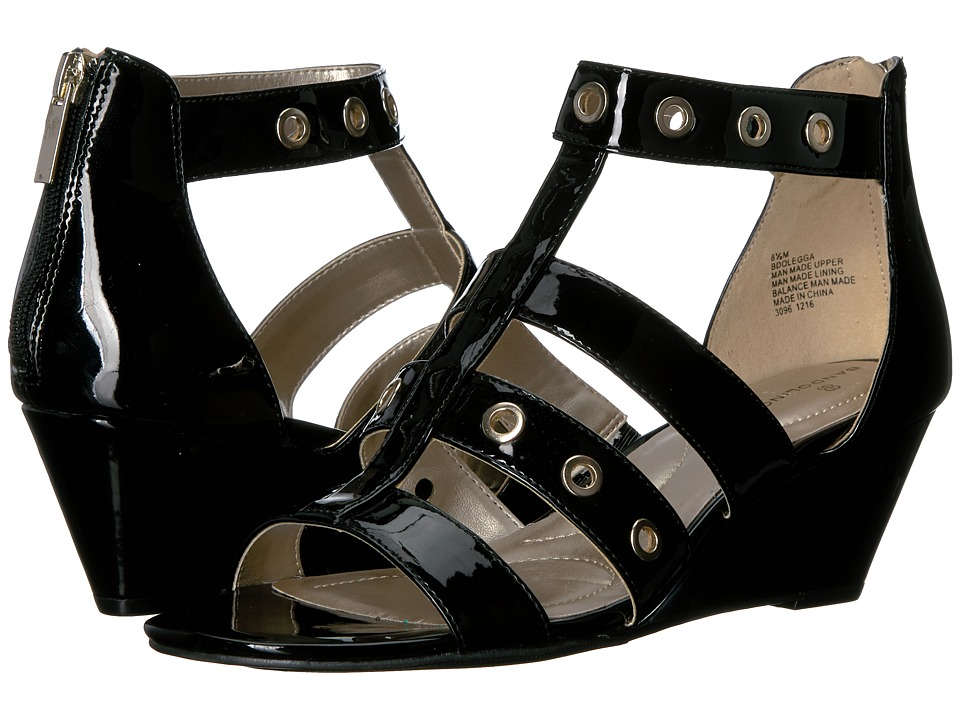 Bandolino - Olegga (Black Patent Super Soft Patent Synthetic) Women's Shoes