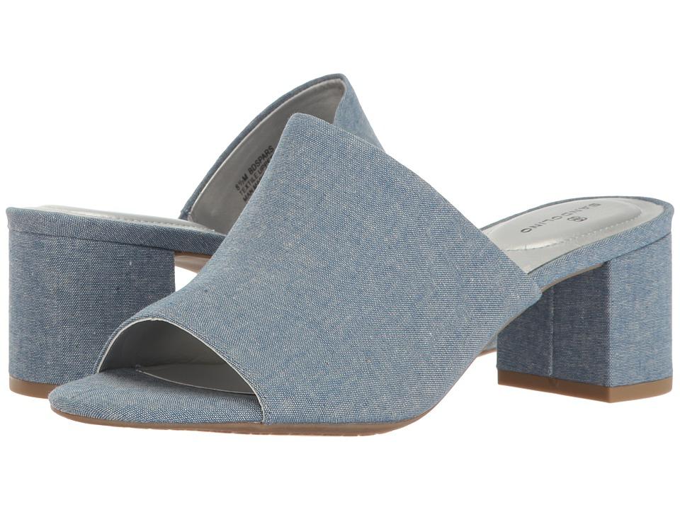 Bandolino - Spars (Denim New Denim) Women's Shoes