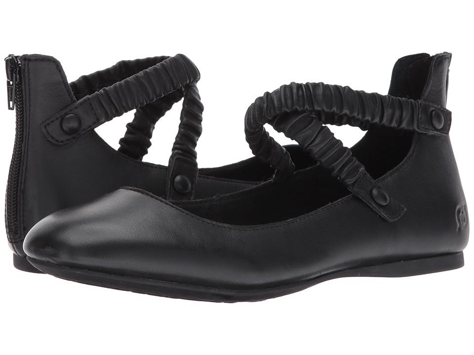 Born Leif (Black Full Grain Leather) Women