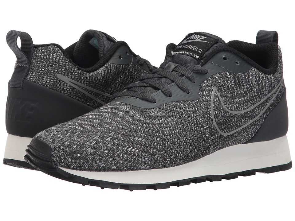Nike - MD Runner 2 Eng Mesh (Anthracite/Anthracite/Black/Sail) Women's Shoes