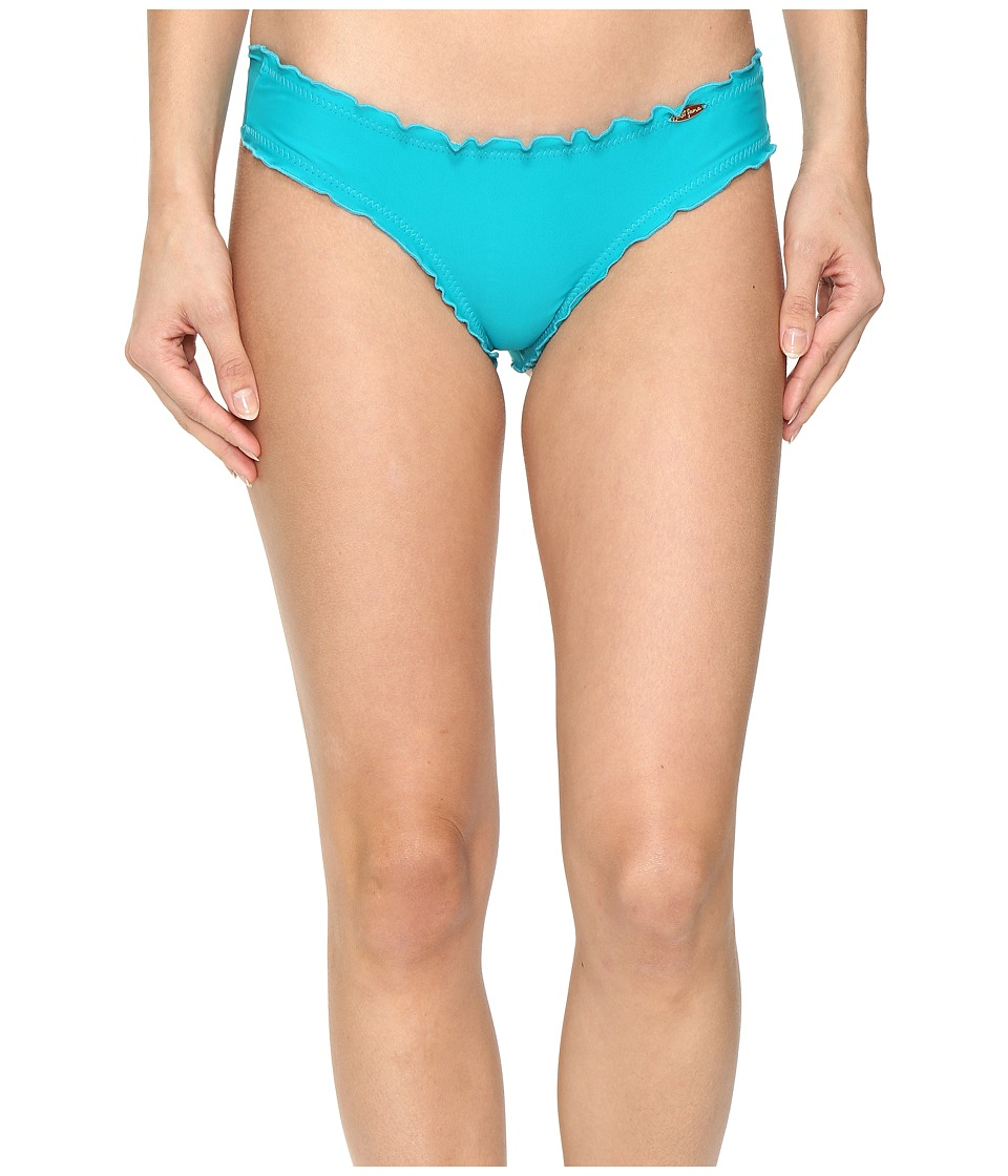 Luli Fama - Cosita Buena Wavey Brazilian Ruched Bottom (Exuma) Women's Swimwear