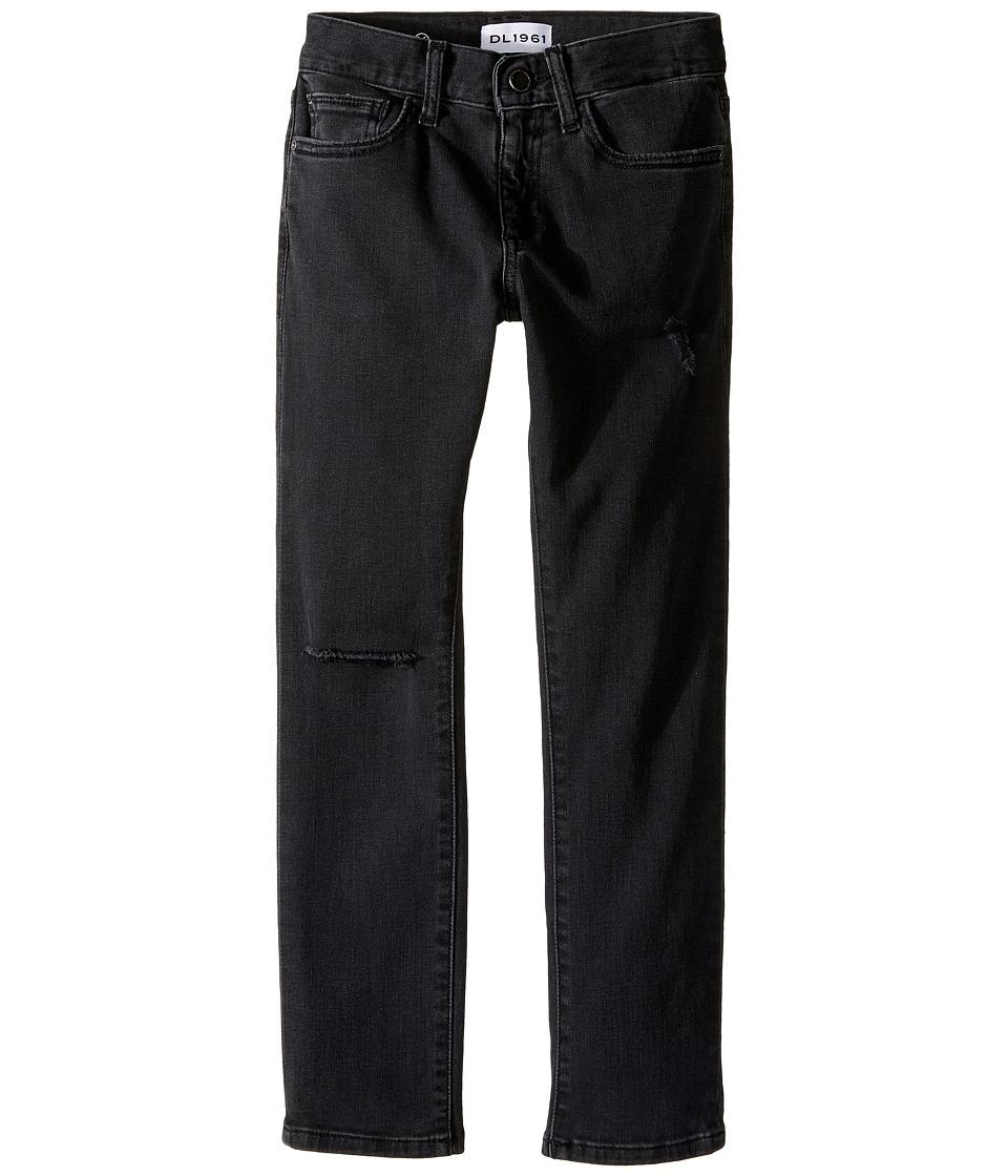 DL1961 Kids - Hawke Skinny Fit Jeans in Fossil (Big Kids) (Fossil) Boy's Jeans