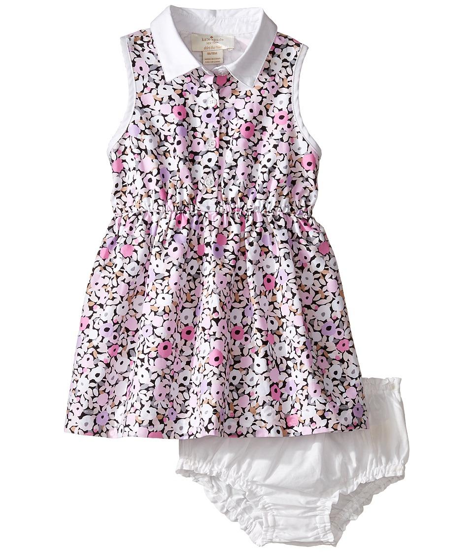 Kate Spade New York Kids - Shirtdress Set (Infant) (Posy Grove) Girl's Dress