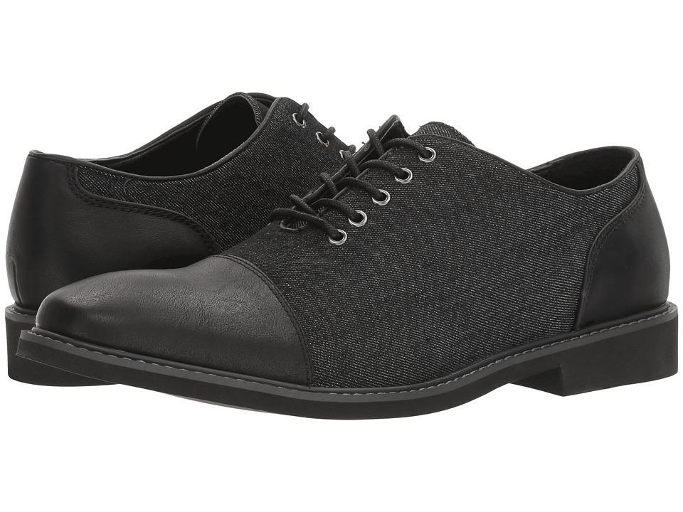 GUESS Jave (Black Fabric) Men