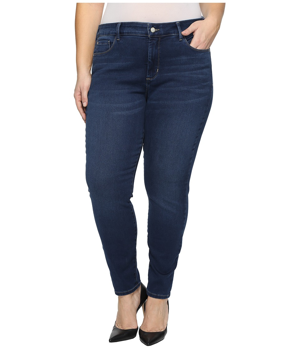 NYDJ Plus Size - Plus Size Alina Leggings in Super Sculpting Denim in Luxembourg (Luxembourg) Women's Jeans