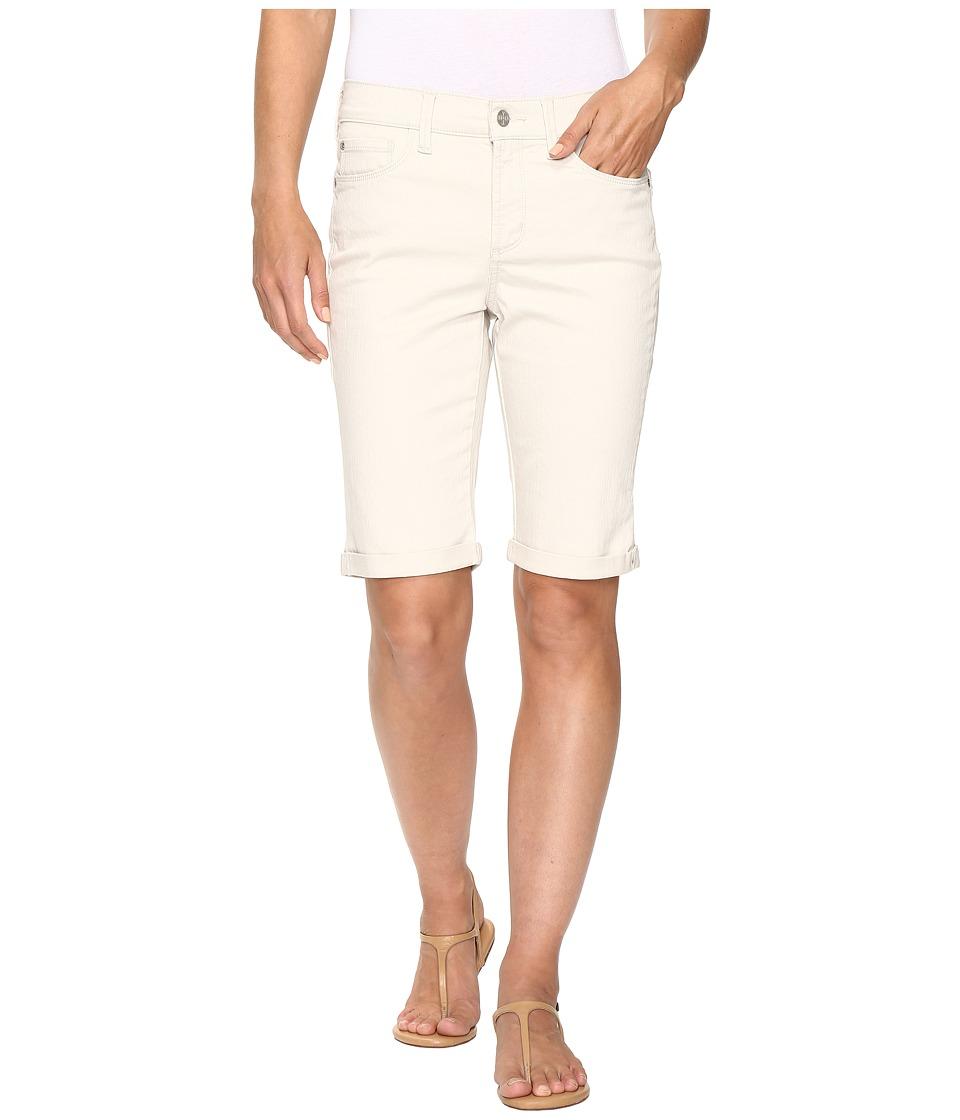 NYDJ - Briella Roll Cuff Shorts in Clay (Clay) Women's Shorts
