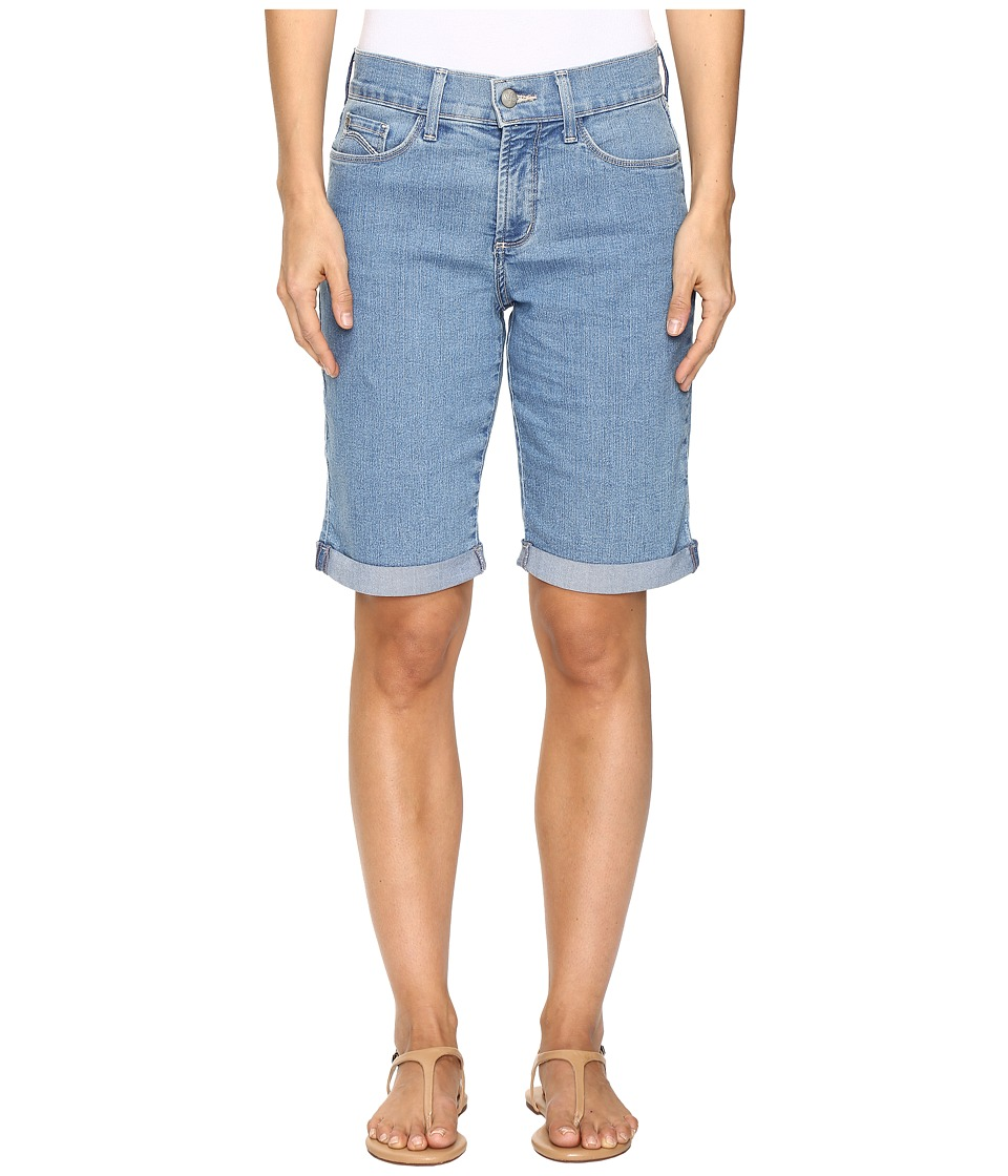NYDJ - Briella Roll Cuff Shorts in Milwaulkee (Milwaulkee) Women's Shorts