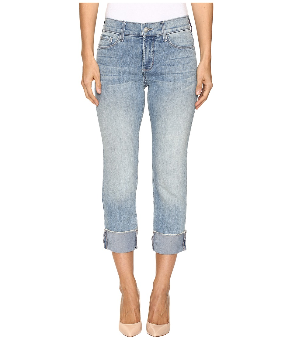 NYDJ Dayla Wide Cuff Capris in Manhattan Beach (Manhattan Beach) Women