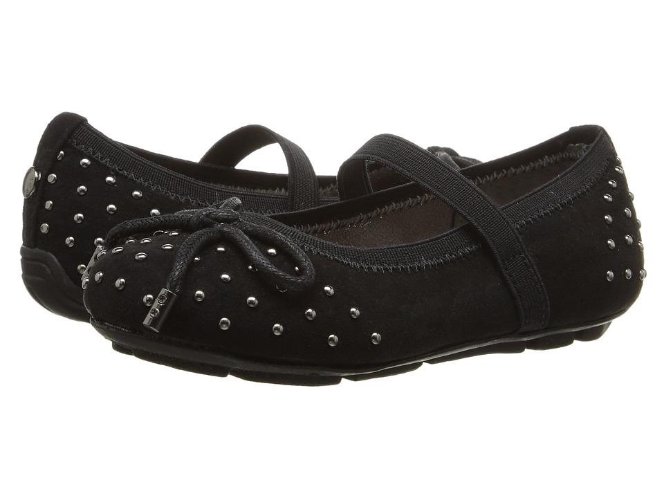 MICHAEL Michael Kors Kids - Rover Lynn-T (Toddler/Little Kid) (Black) Girl's Shoes