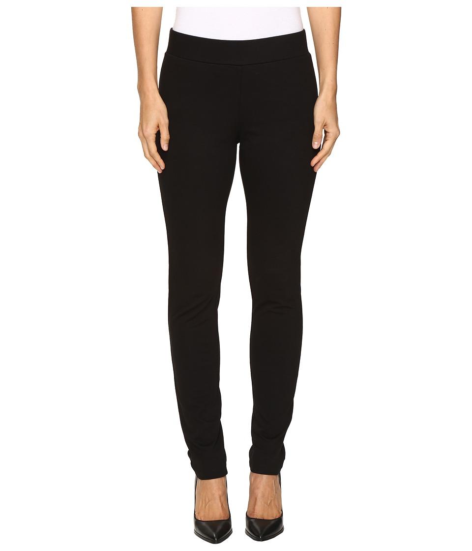 NYDJ Basic Pull-On Leggings in Black (Black) Women