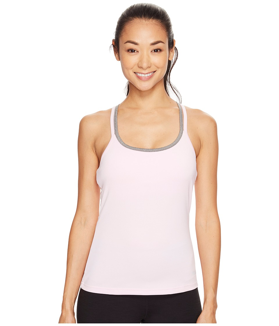 Fila - Obstacle Course Tank Top (Bright Pink/Varsity Heather) Women's Sleeveless