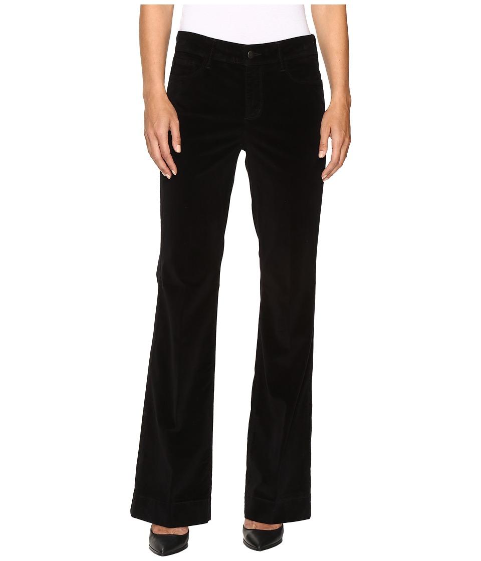 NYDJ - Teresa Modern Trousers in Black (Black) Women's Jeans