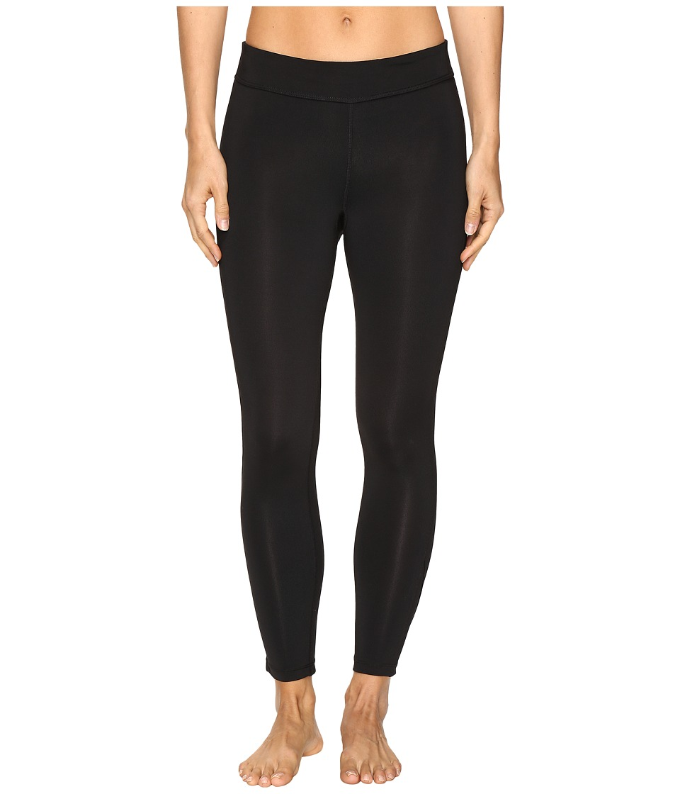 Fila - Dynamic 3/4 Tights (Black/Black) Women's Casual Pants