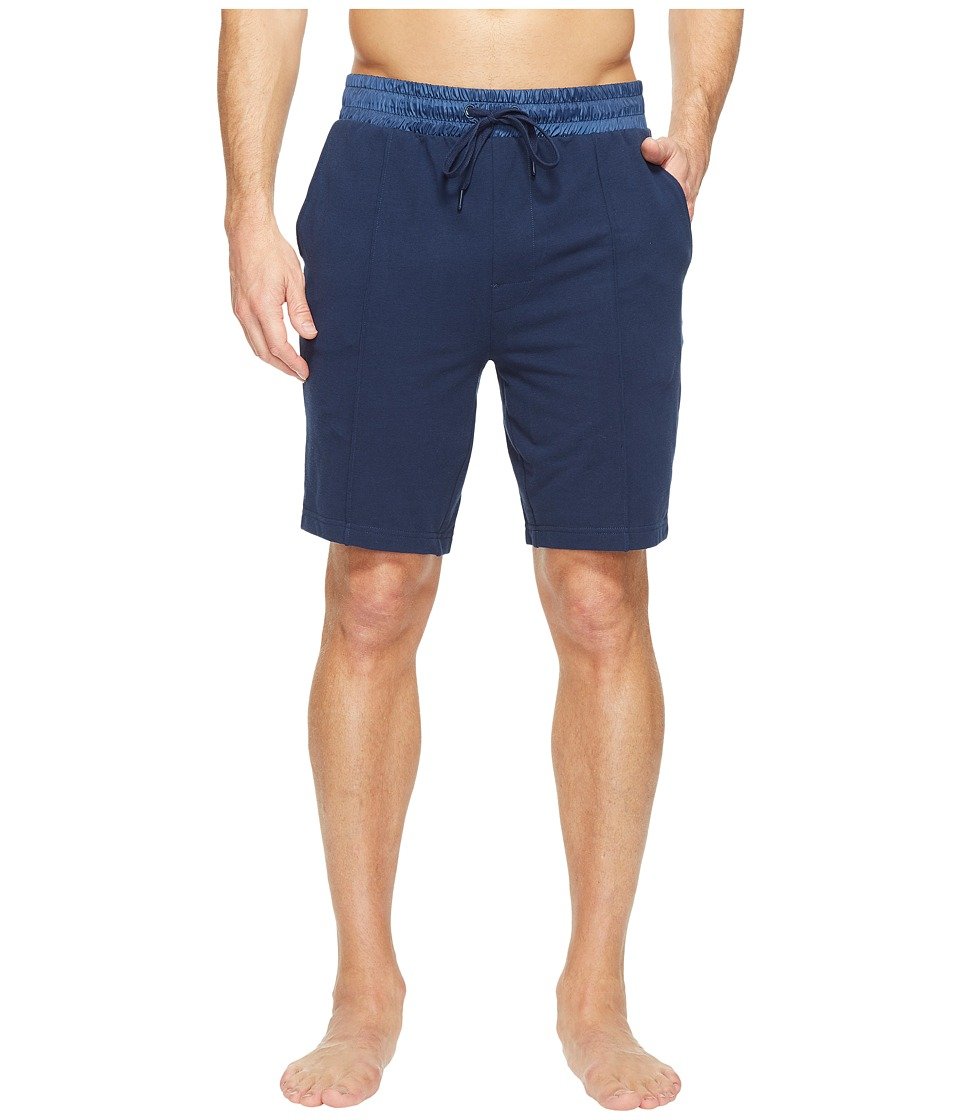 2(X)IST - Modern Classic Lounge Shorts (Varsity Navy) Men's Shorts