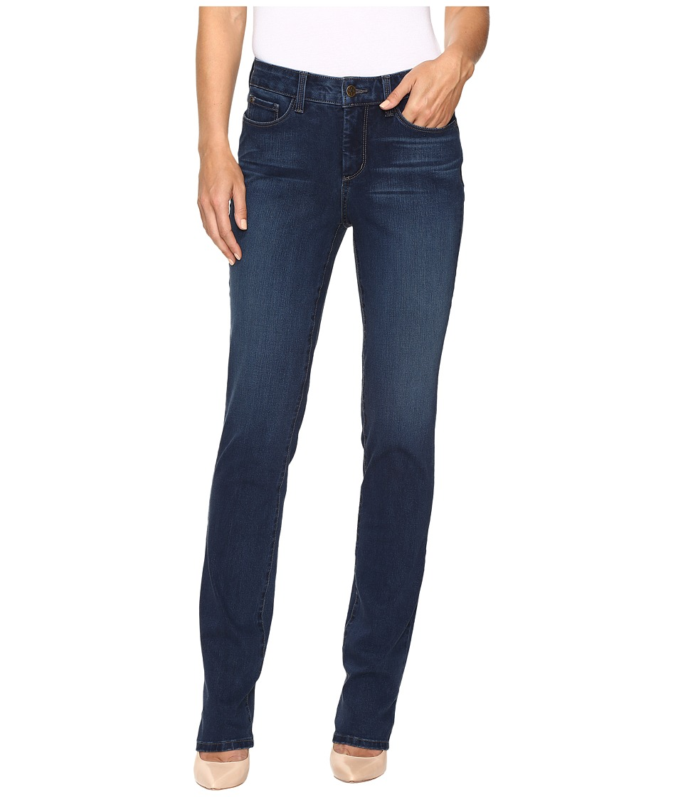 NYDJ - Samantha Slim in Shape 360 Denim in Montrouge (Montrouge) Women's Jeans