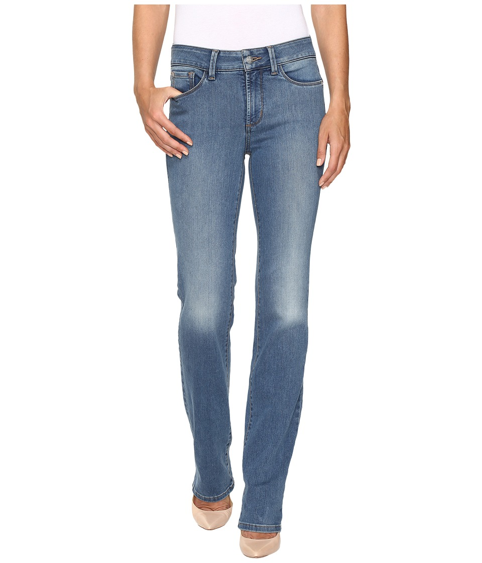 NYDJ - Marilyn Straight in Future Fit Denim in Mist (Mist) Women's Jeans