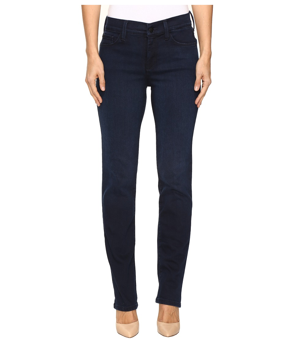 NYDJ - Sheri Slim in Future Fit Denim in Paris Nights (Paris Nights) Women's Jeans