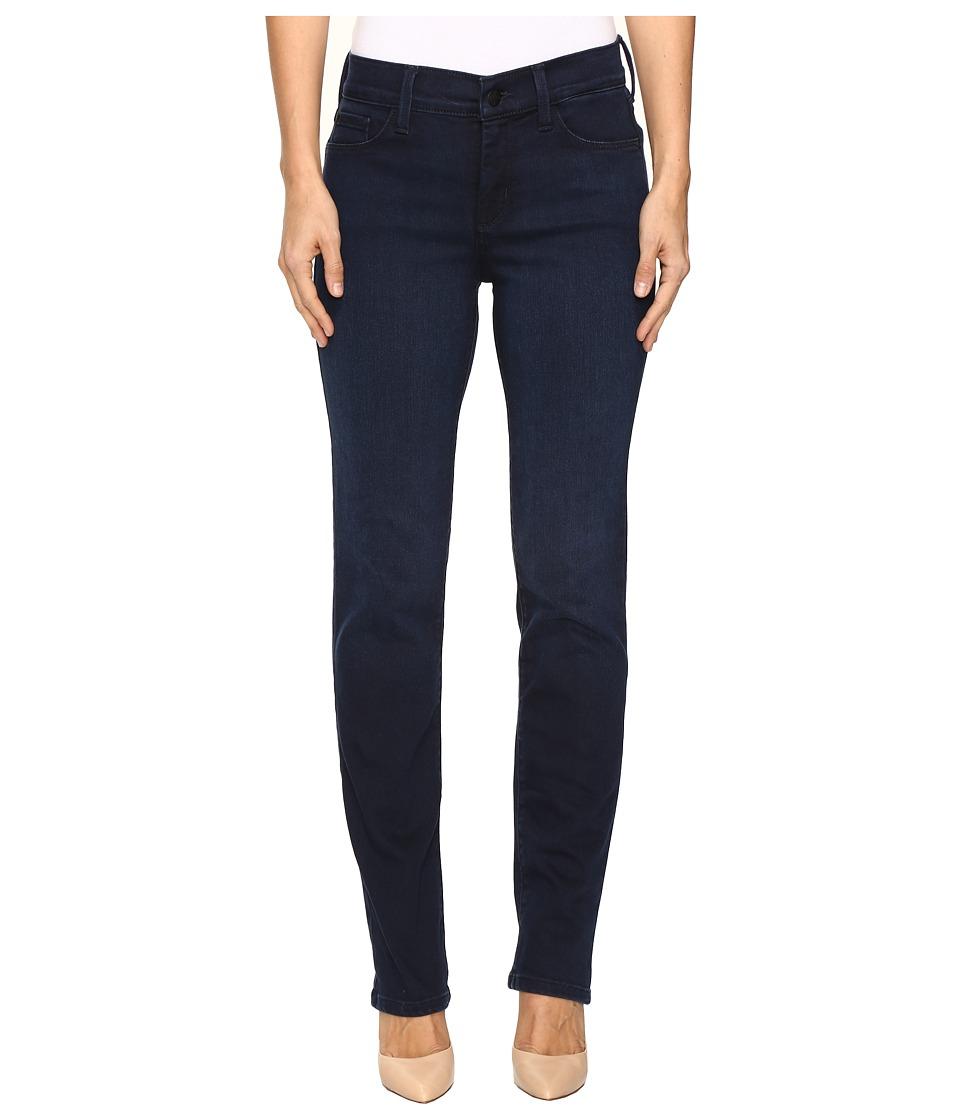 NYDJ - Sheri Slim in Future Fit Denim in Paris Nights (Paris Nights) Women's Jeans