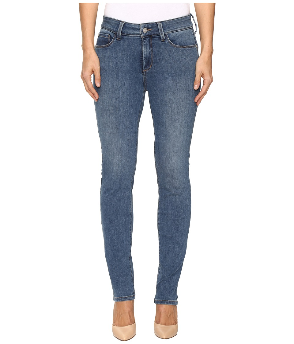 NYDJ - Sheri Slim in Future Fit Denim in Mist (Mist) Women's Jeans