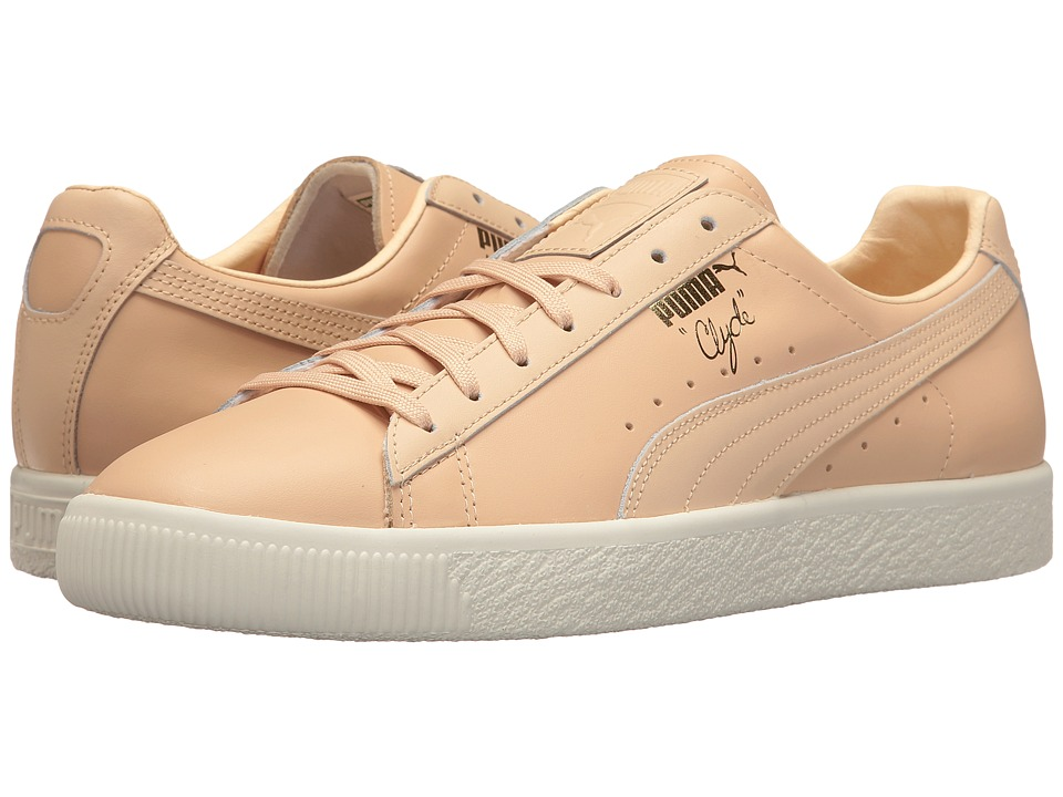 PUMA - Clyde Natural (Natural Vachetta) Men's Shoes