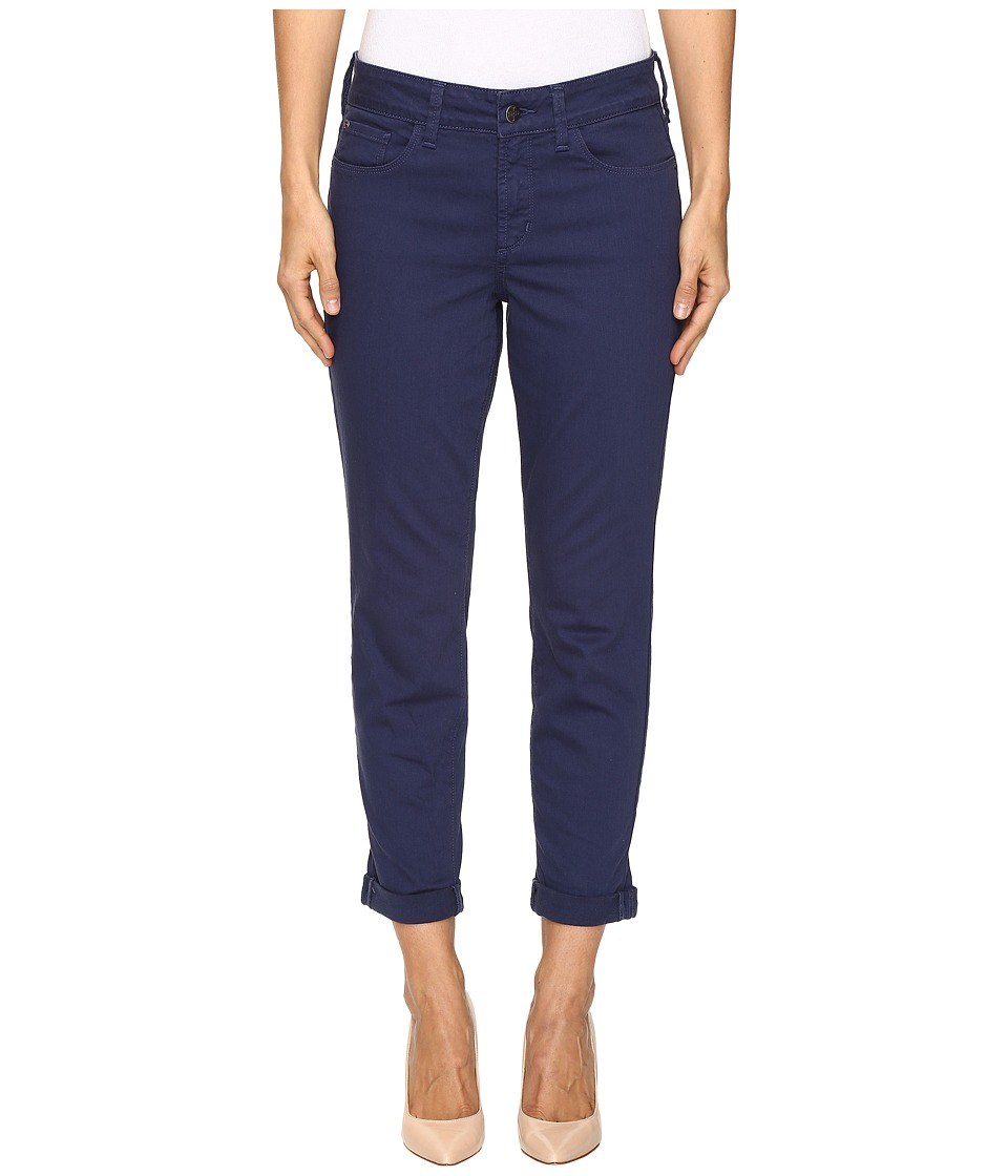 NYDJ - Alina Convertible Ankle in Republique Navy (Republique Navy) Women's Jeans