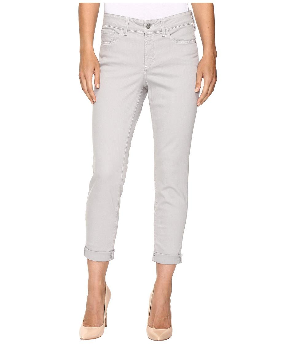 NYDJ - Alina Convertible Ankle in Moonstone Grey (Moonstone Grey) Women's Jeans