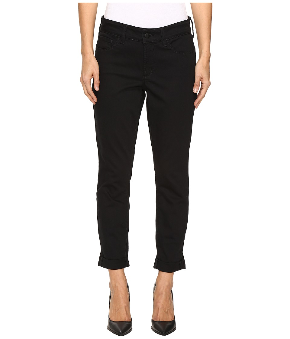 NYDJ - Alina Convertible Ankle in Black (Black) Women's Jeans