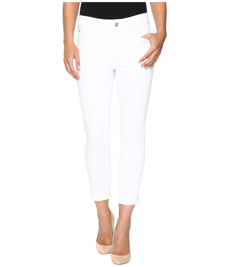NYDJ - Alina Convertible Ankle in Optic White (Optic White) Women's Jeans