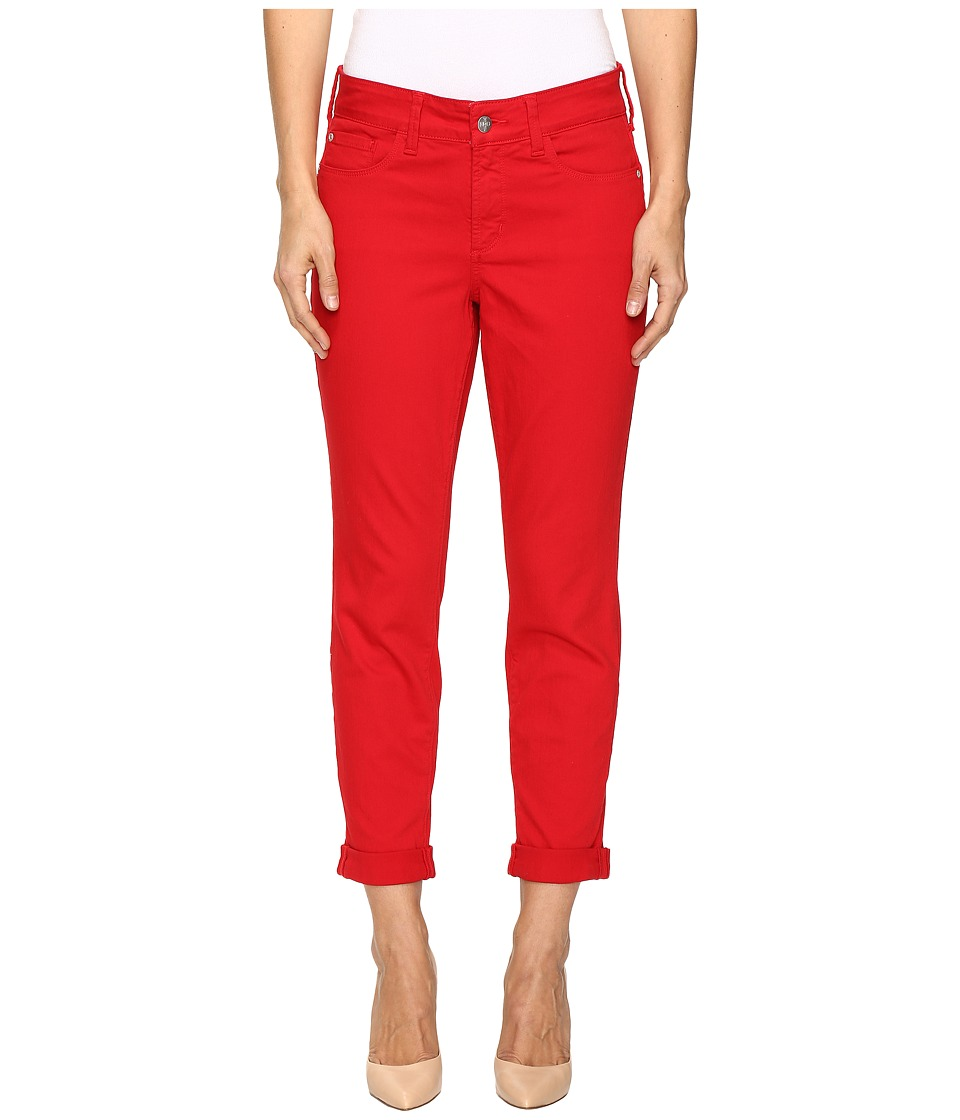 NYDJ - Alina Convertible Ankle in Sweet Strawberry (Sweet Strawberry) Women's Jeans