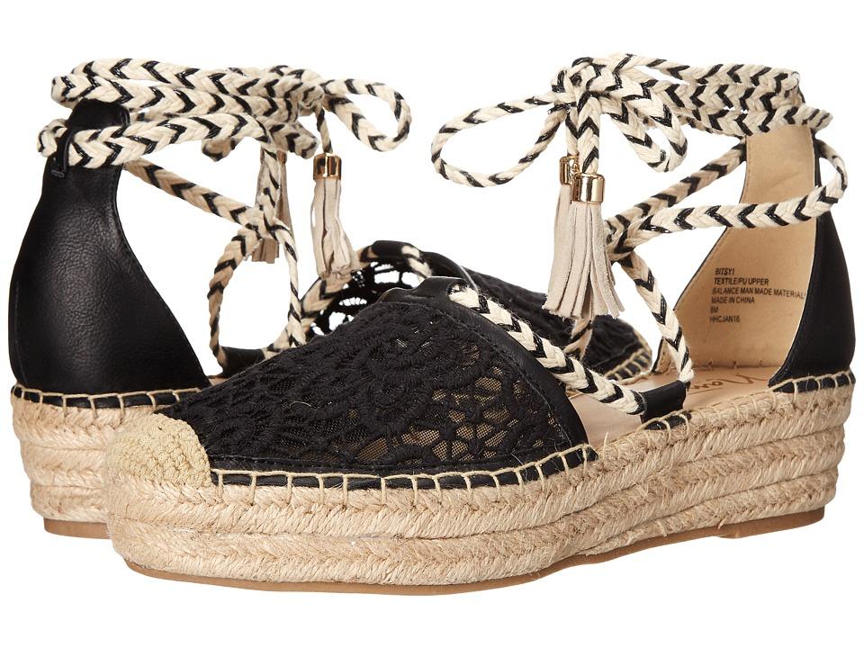 Nanette nanette lepore - Bitsy 1 (Black) Women's Shoes