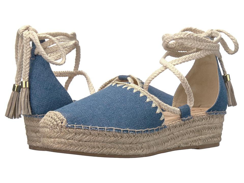 Nanette nanette lepore - Bruna (Denim) Women's Shoes