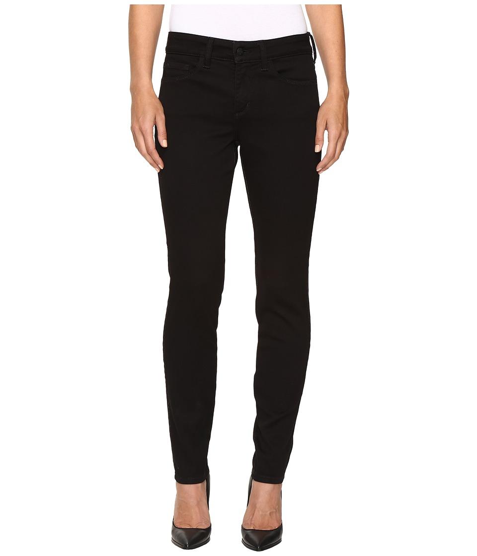 NYDJ - Alinna Leggings in Super Sculpting Denim in Black (Black) Women's Jeans