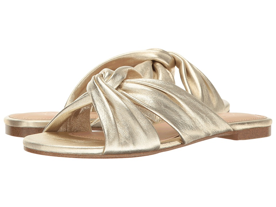 Nanette nanette lepore - Vanda (Gold) Women's Shoes