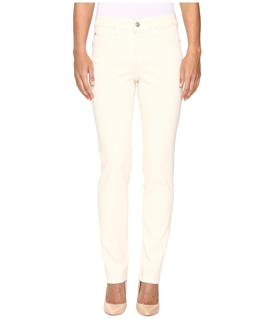 NYDJ - Sheri Slim in Super Sculpting Denim in Cream (Cream) Women's Jeans