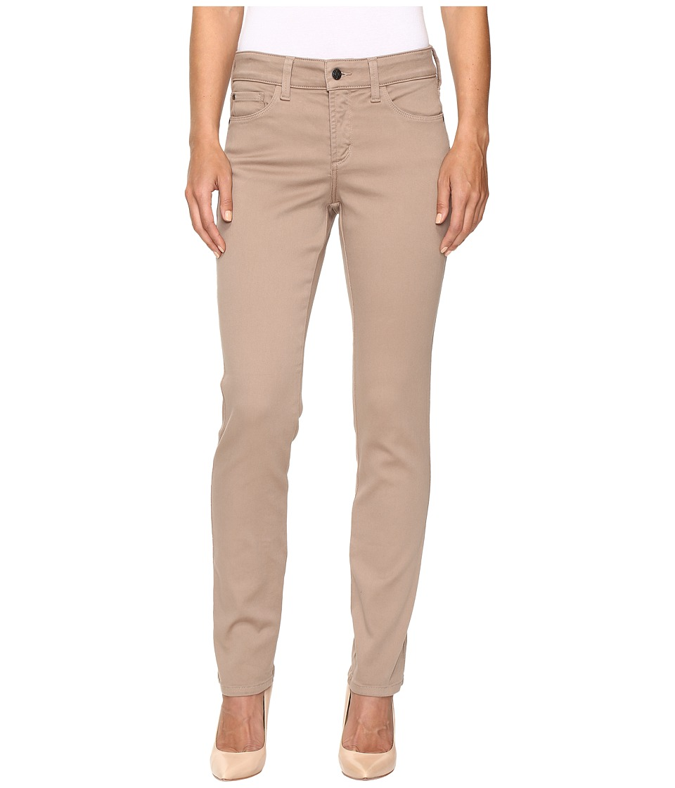 NYDJ - Sheri Slim in Super Sculpting Denim in Vintage Taupe (Vintage Taupe) Women's Jeans