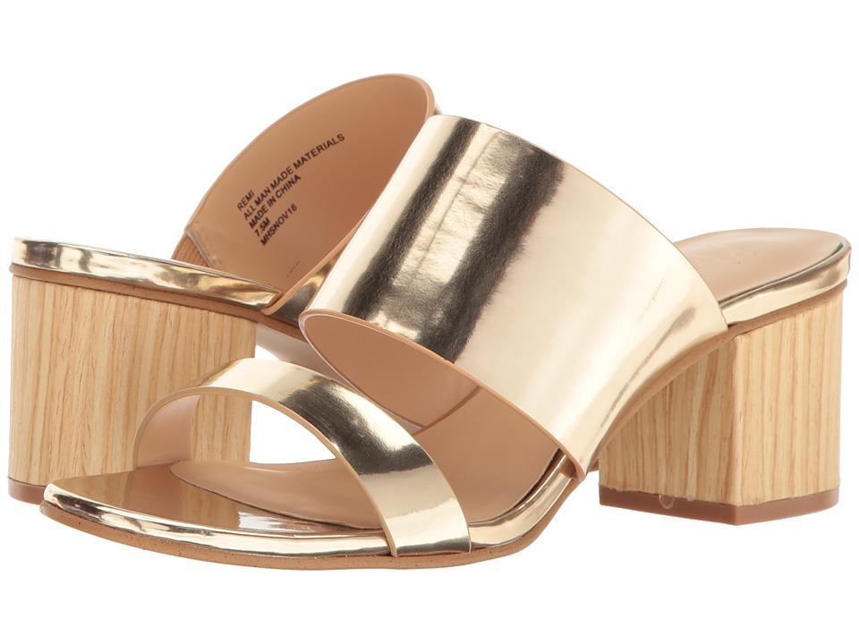 Nanette nanette lepore - Remi (Gold) Women's Shoes