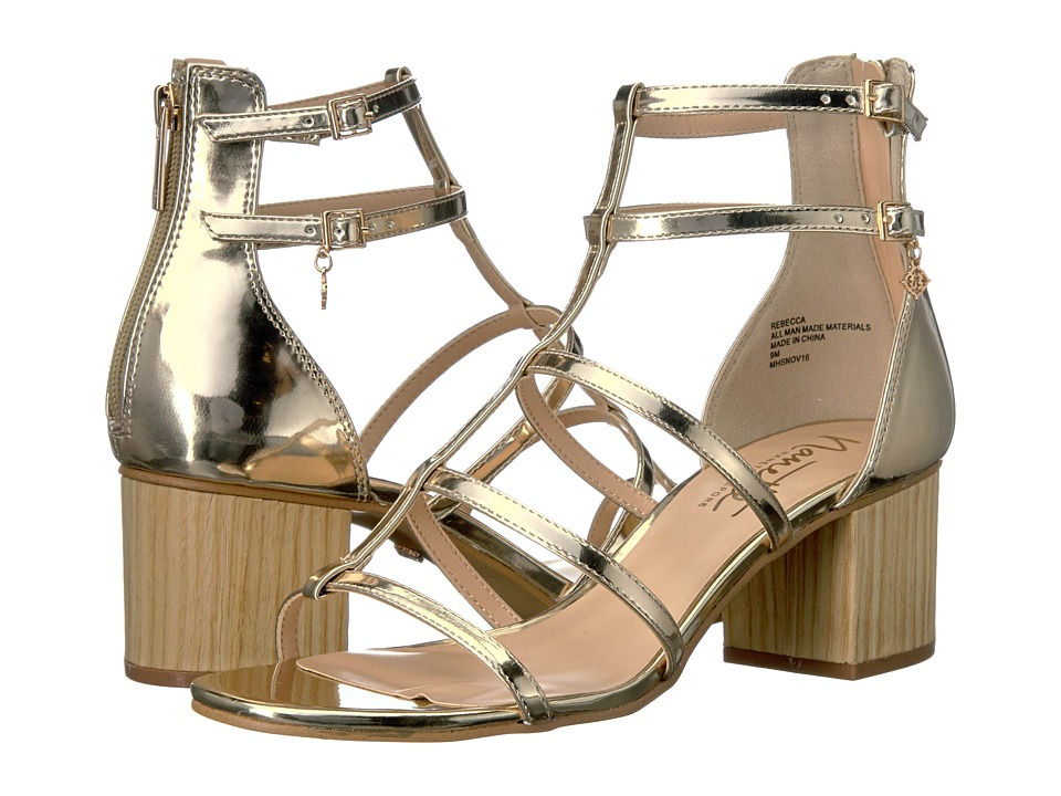 Nanette nanette lepore - Rebecca (Gold) Women's Shoes