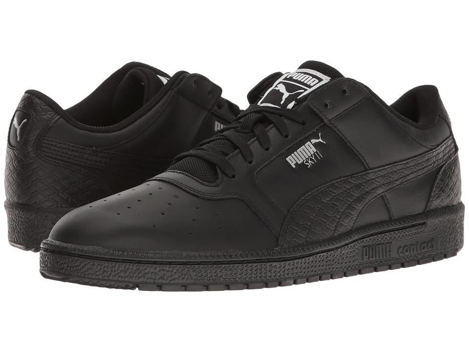 PUMA - Sky II Lo BW (PUMA Black) Men's Shoes