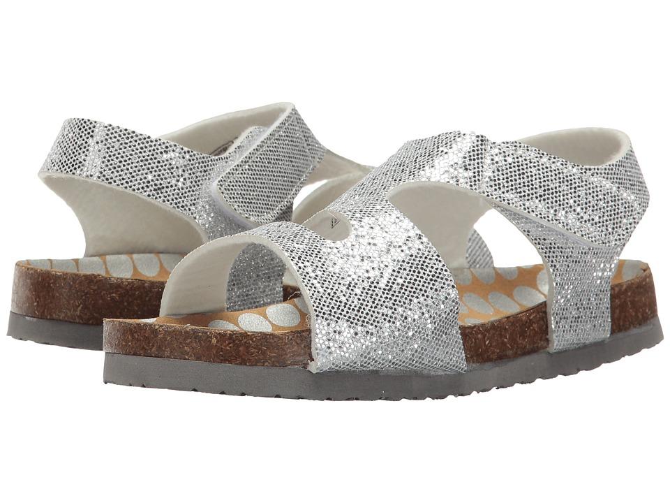 Morgan&Milo Kids El Paso (Toddler/Little Kid) (Silver) Girls Shoes