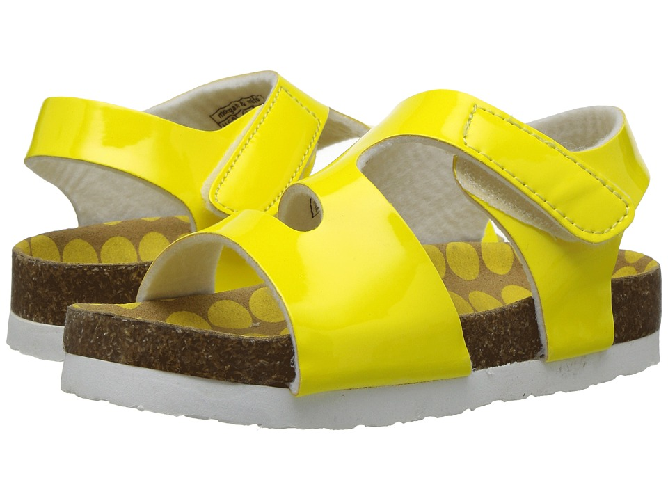 Morgan&Milo Kids - El Paso (Toddler/Little Kid) (Neon Yellow) Girls Shoes