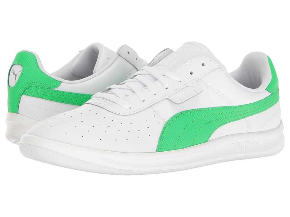 PUMA - G. Vilas 2 (PUMA White/Andean Toucan) Men's Shoes