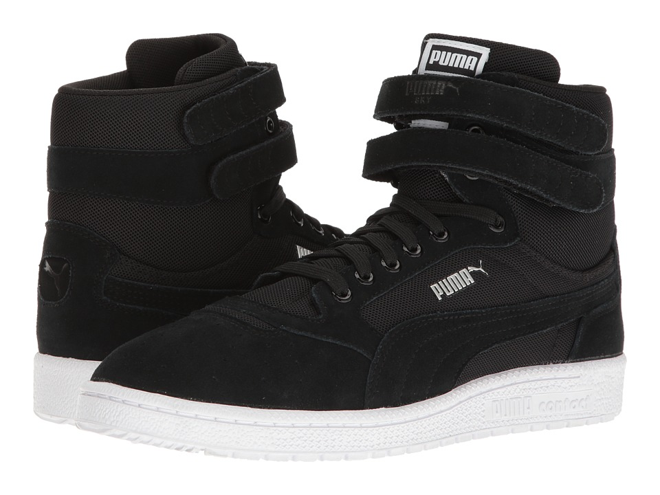 PUMA - Sky II Hi Core (PUMA Black) Men's Shoes
