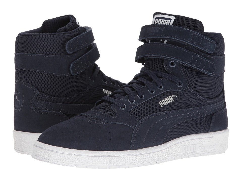 PUMA - Sky II Hi Core (Peacoat) Men's Shoes