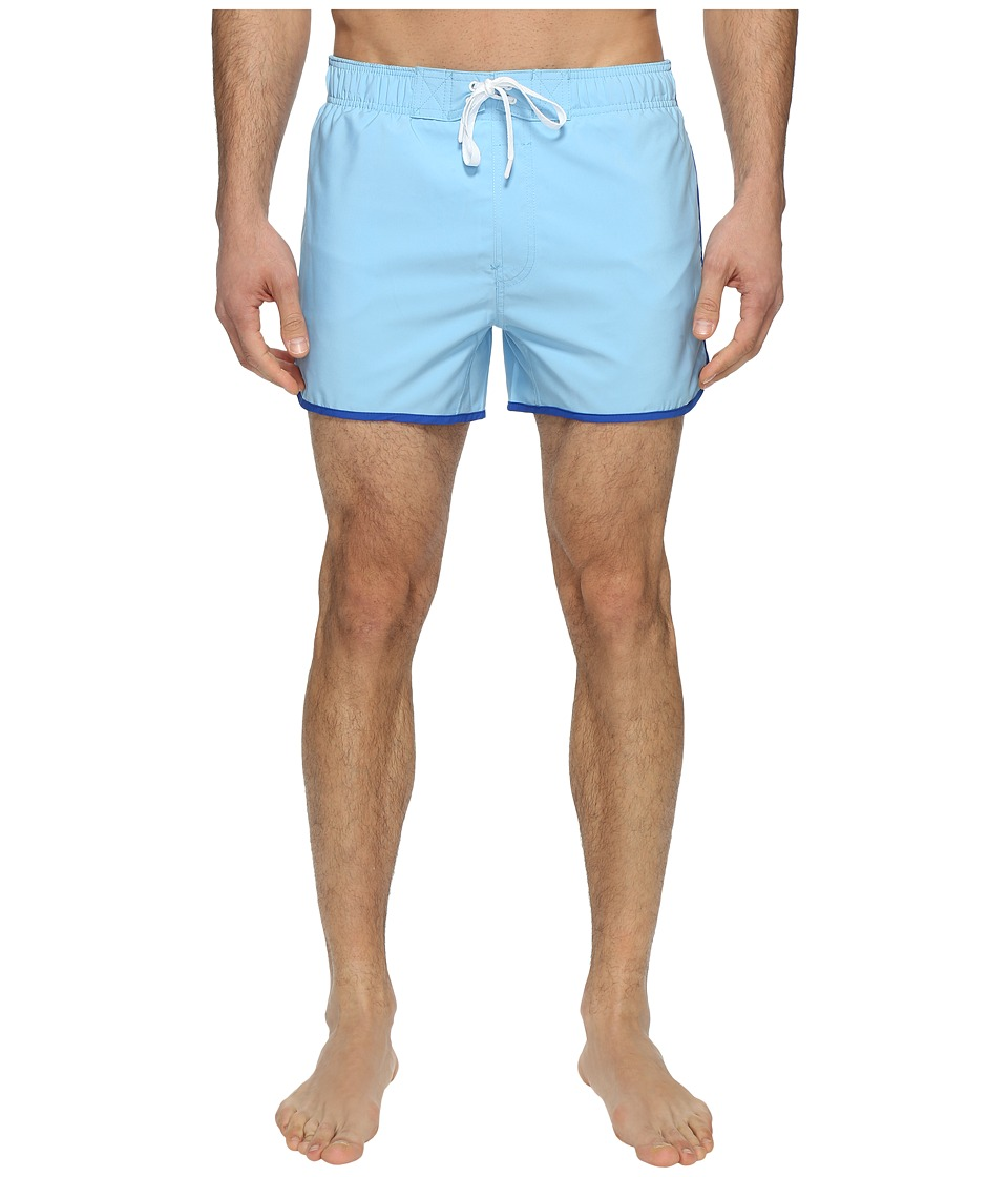 2(X)IST - Jogger (Alaska Blue/Cobalt) Men's Swimwear