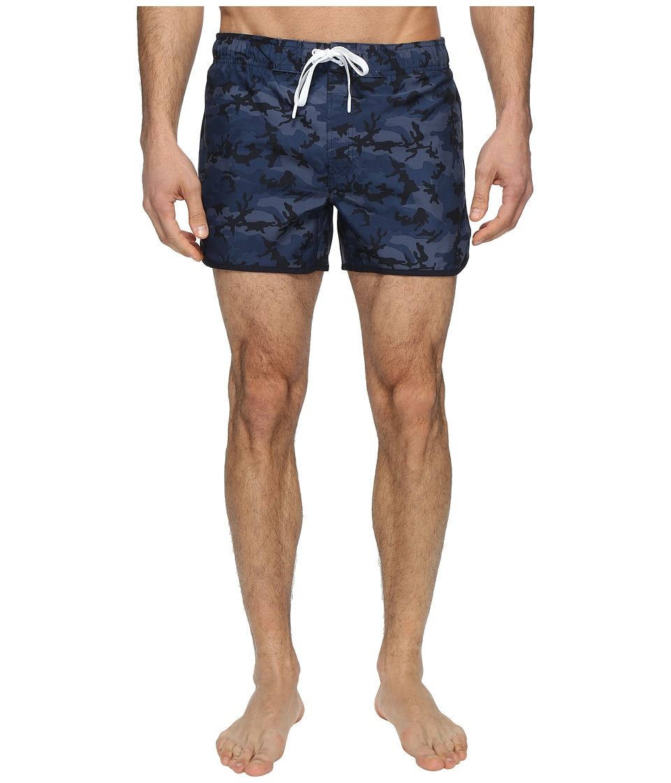 2(X)IST - Jogger (Camo Navy) Men's Swimwear