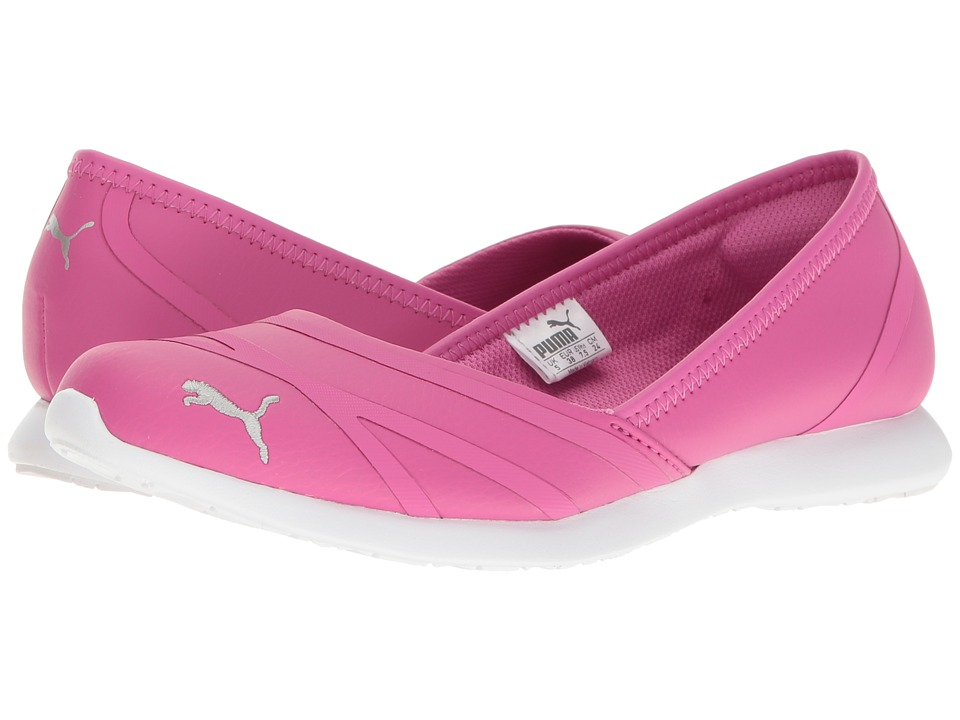 PUMA - Puma Vega Ballet SL (Ultra Magenta/Ultra Magenta) Women's Shoes