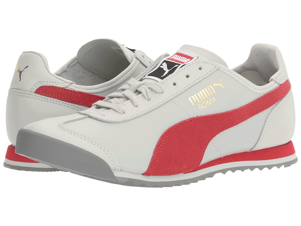 PUMA - Roma OG 80s (Gray Violet/Barbados Cherry) Men's Shoes